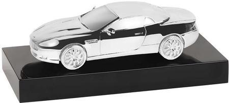 Aston Martin Silver DB9 Volante Model - AH1029