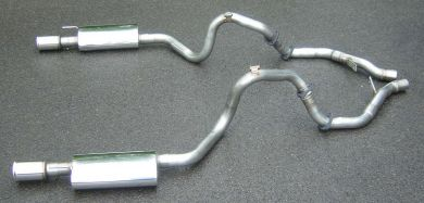 DB7 Sports Exhaust 1994-1996