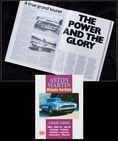 Aston Martin Ultimate Portfolio 1968-1980