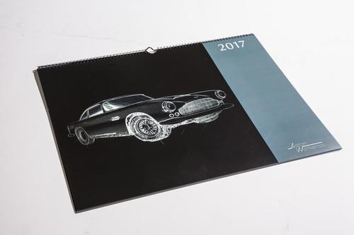 2017 Aston Workshop Calendar - AWCAL2017