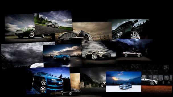 Aston Martin Poster Collection