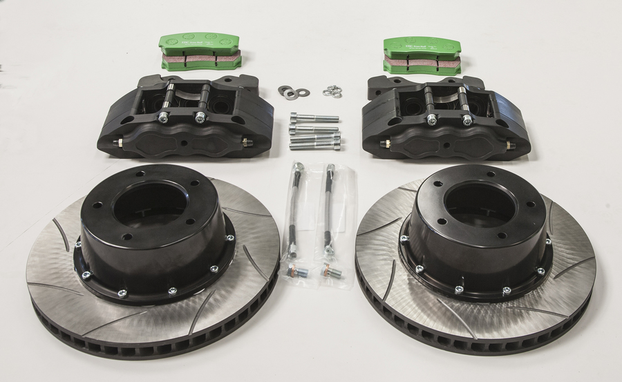 DBSV8/V8 6 Pot Brake Upgrade Kit
