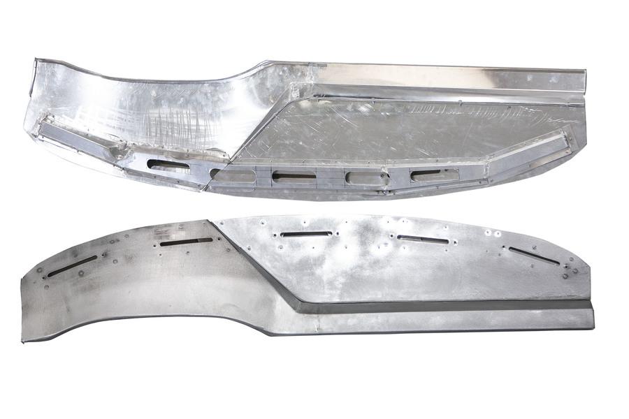 Aston Martin V8 LHD Dashboard Top and Glovebox