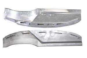 ASTON MARTIN V8 LHD DASHBOARD AND GLOVEBOX
