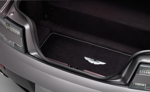 Rapide/Rapide S Boot Mat