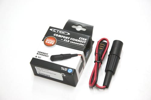 CTEK 3 PIN XLR CONNECTOR - CTEK-6