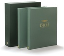 The Aston Martin DB3S Sportscar - Leather-bound Edition