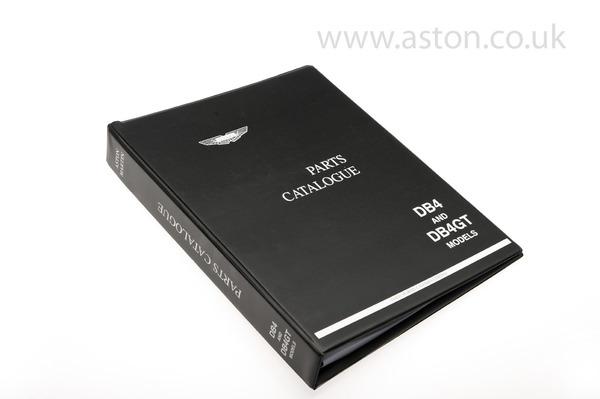Parts Catalogue DB4