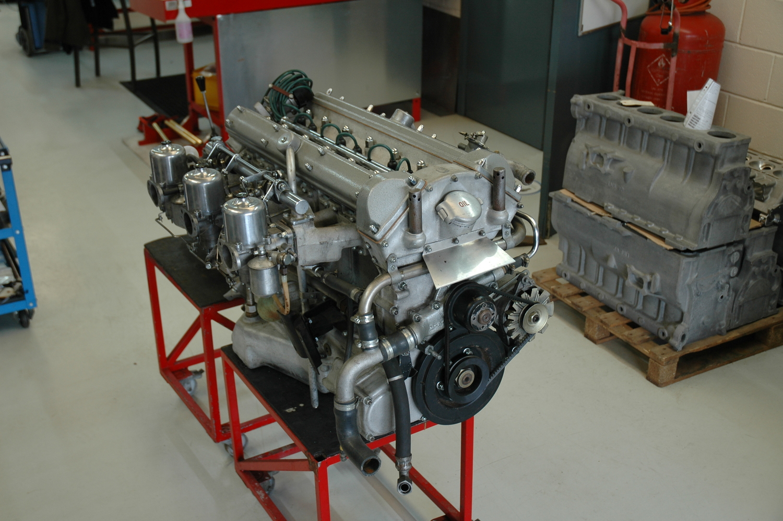 Aston Martin DB6 / DB5 Engine For Sale.