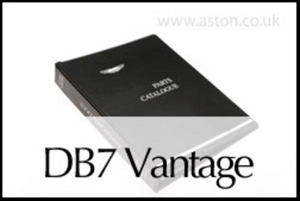 PARTS CATALOGUE-     DB7 VANTAGE