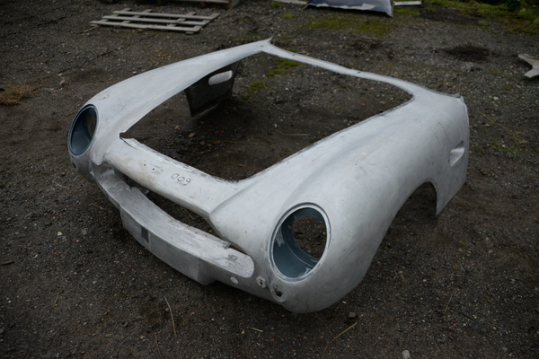 AWUBP2 - USED BODY PANEL -ASTON MARTIN