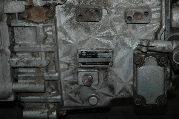 Aston Martin, AM V8 Manual Gearbox ZF, 5 Speed. - PROD10151