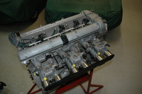 Aston Martin DB5 Vantage Engine