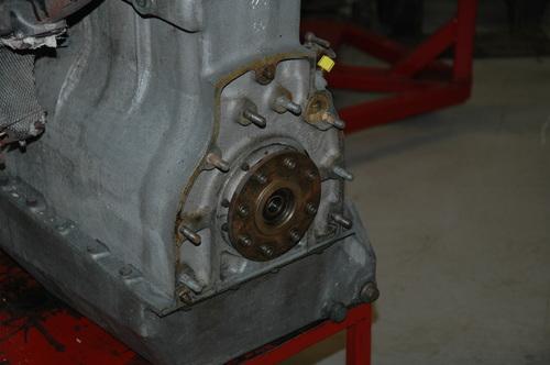Aston Martin DB5 Vantage Engine - DB5/V