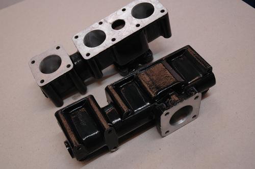 DB2/4 MKIII Inlet Manifolds - MKIII Inlet manifolds. Used.