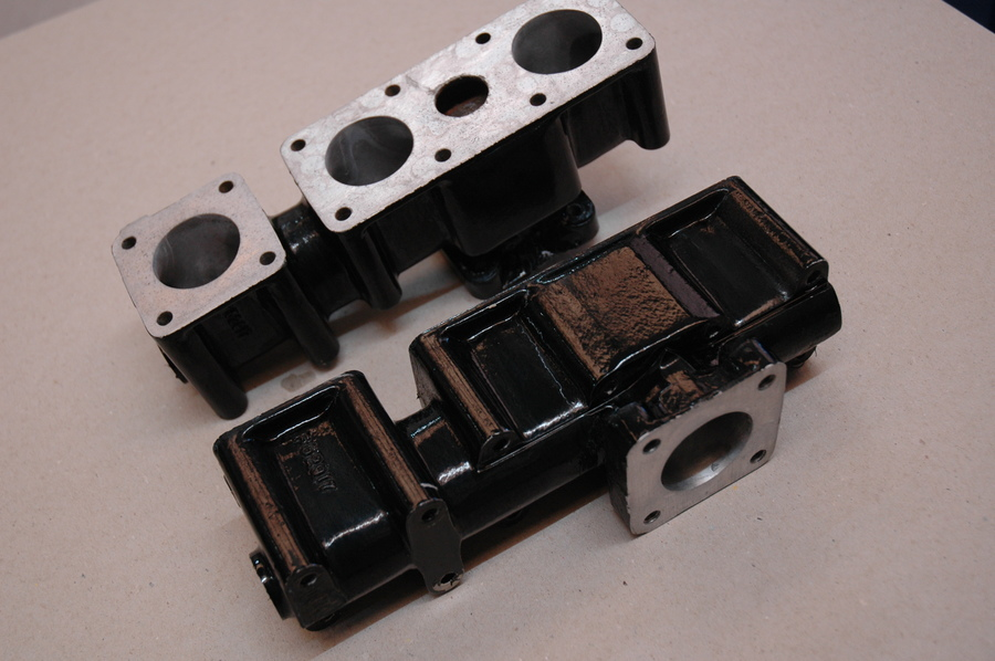 DB2/4 MKIII Inlet Manifolds
