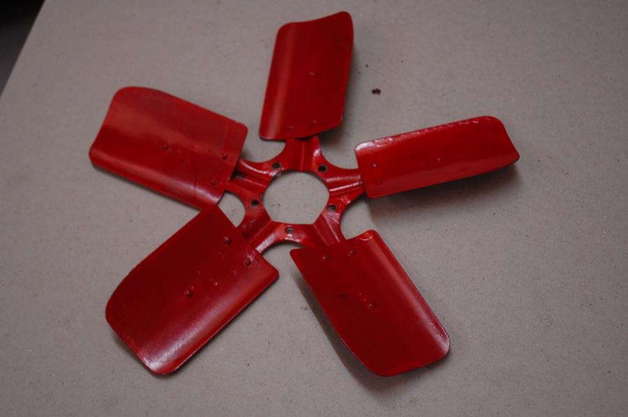 DB2 Fan Blade