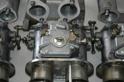 Weber Carburettors - Used DCO 50 - DCO -50-Used