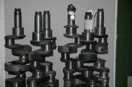 Original DB2/DB2/4 Crankshaft. - LB6/VB6J