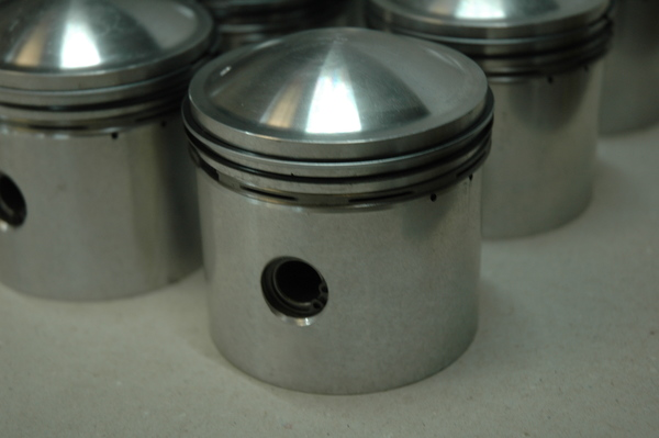 DB2/4 MKIII Piston Set. - PROD49818