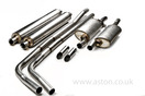DB6 Stainless Steel Exhaust System