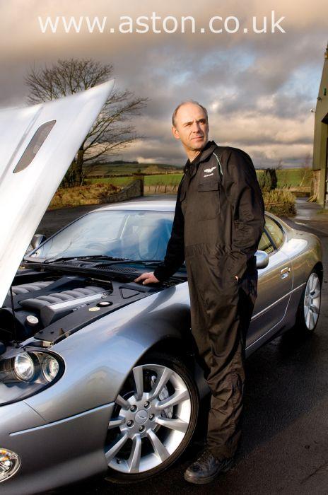 Aston Martin Genuine Overalls