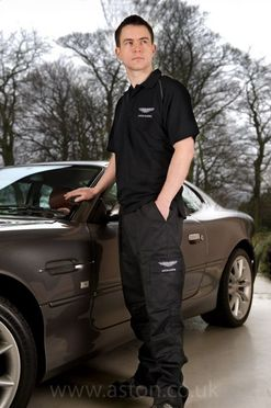 Aston Martin Workwear Trousers - 702953