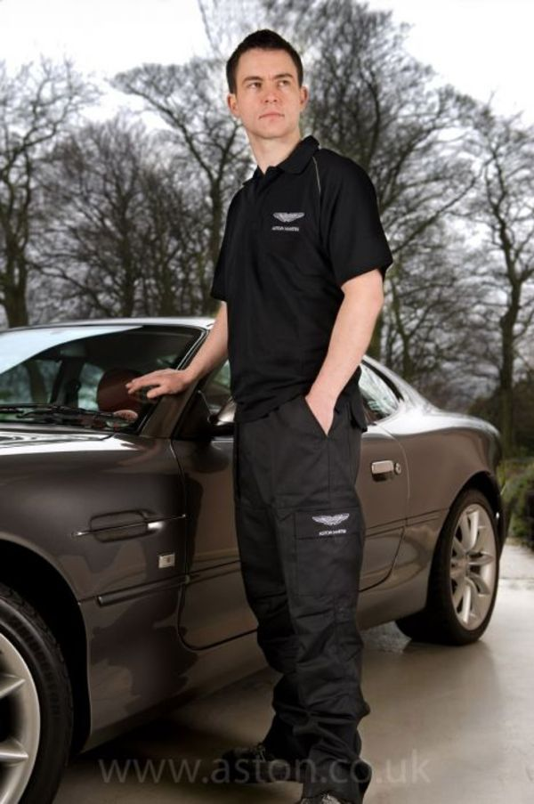 Aston Martin Workwear Trousers