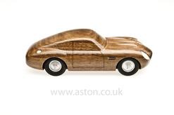 Aston Martin DB4 GT Zagato by Toby Sutton - TS02ZAG