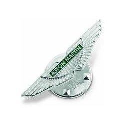Aston Martin Silver Wing Tie Tack - AH1005