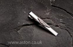 Aston Martin Sterling Silver Tie Slide - AH1006