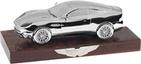 Aston Martin Silver Vanquish Model