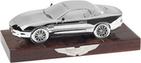 Aston Martin Silver DB7 Vantage Volante Model