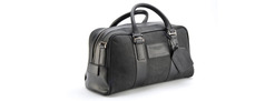 Small Leather Holdall - 702038