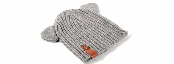 Childrens Knitted Hat