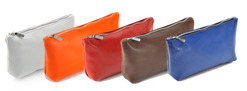 Aston Martin Coloured Leather Pouch - 705553