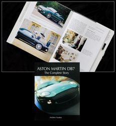 Aston Martin DB7 - The Complete Story - AWB018