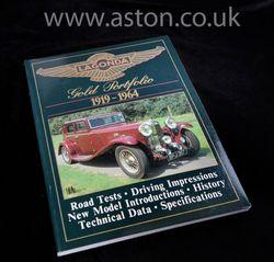 Lagonda Gold Portfolio 1919-1964 - AWB022