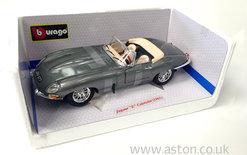 Jaguar E Type Cabrio - BUR12046GY