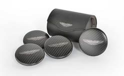 Aston Martin Carbon-Fibre Centre Caps - CG43-36-1140
