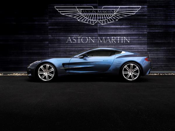 Aston Martin One 77 Print - Tim Wallace