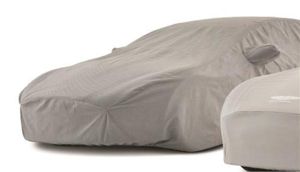 Vanquish Protective Outdoor Car Cover