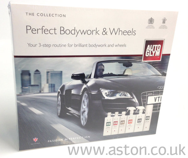Autoglym The Collection - Perfect Bodywork & Wheels