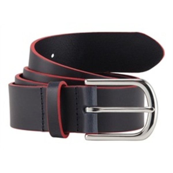 Aston Martin Racing Leather Belt