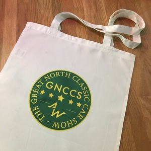 TOTE BAG,GREAT NORTH CLASSIC CAR SHOW