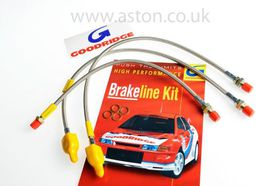 High Performance Goodridge Brakeline Kit - GOODB2KIT