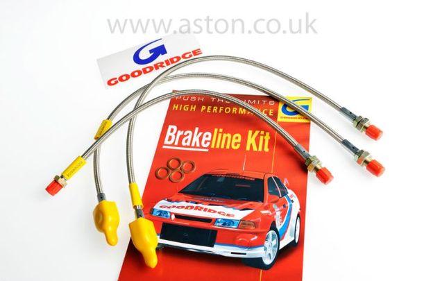 High Performance Goodridge Brakeline Kit