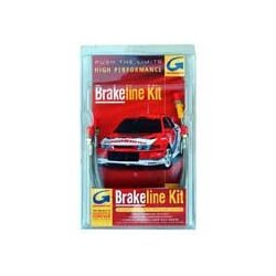 High Performance Goodridge Brakeline Kit - GOODB6KIT