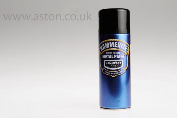 Hammerite (Hammered Black)