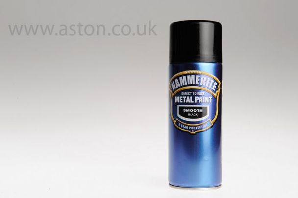 Hammerite (Smooth Black)